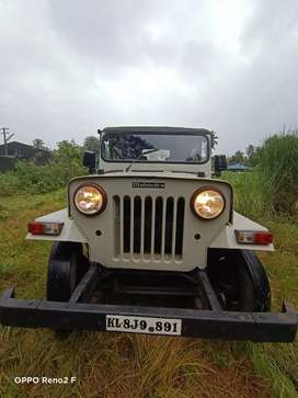 Mahindra major jeep 1997model