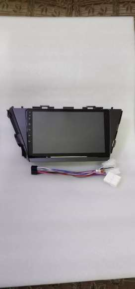 Prius Alpha Lcd Android panel IPS display