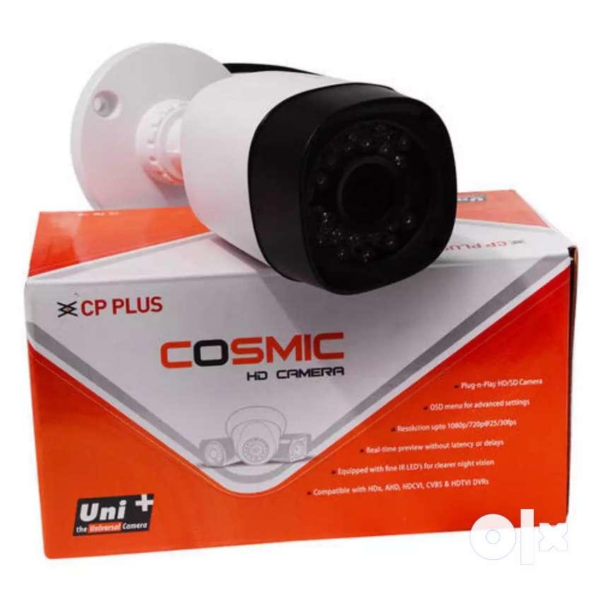 Brand New HD CCTV Camera With Night Vision 0