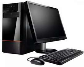 New Dualore computer with 1year warranty Rs.8,900/-only