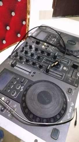 Gemini DJ mixer