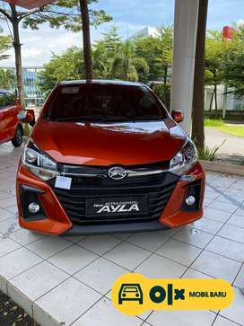 [Mobil Baru] NEW Ayla MC 2021 Cash Credit Termurah