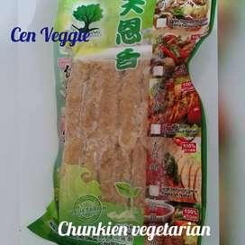 Chunkien kecil vegetarian