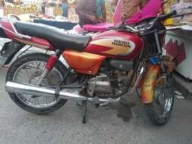 Ok report bike aa no problems