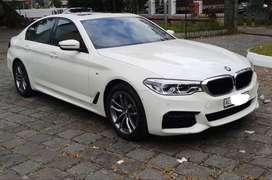 BMW 5 Series 530d M Sport, 2017, Diesel
