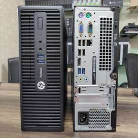 HP i3 4TH GENRATION SSF CPU