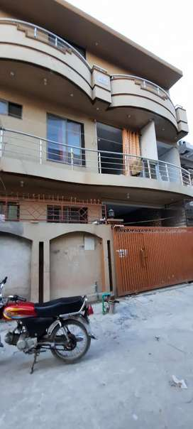 2nd floor house for rent in Islamabad