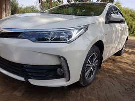 Toyota GLI 2019 Fully loaded just like new Lush Condition