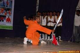 Kick Boxing Nellore Mixed Martial Arts Andhra Shaolin Kung-fu