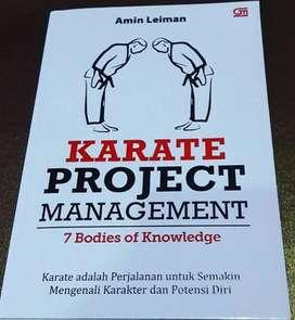 Buku Karate Project Management