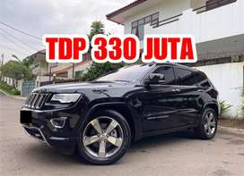 TDP330JT- Grand Cherokee 3.0 Overland 4X4 AWD 2015/2019 New Model ATPM