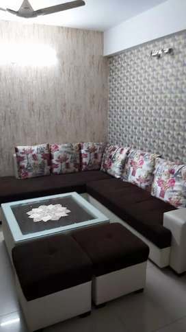 Newly constructed flat fully furnished for sale