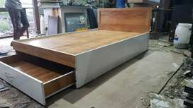 Queen size bed brand new