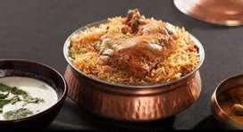 Tiffin master...Biryani and meals master
