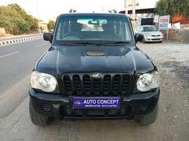 Mahindra Scorpio LX BS-III, 2007, Diesel
