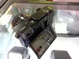 Sony mirolense OX 6000 Promo Free 1x Cicilan