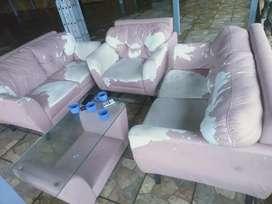 Jual sofa apa adanya