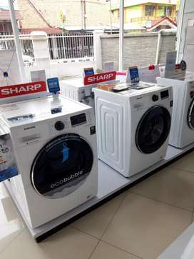 Mesin cuci samsung front loading 7 dan 8 kg