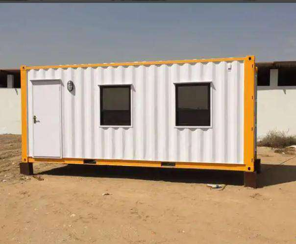living  beautiful container, porta cabins/Empty containers