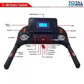 Treadmill elektrik hanatha SERIES SIAP ANTAR