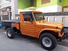 Jimny kotrik custom pick up