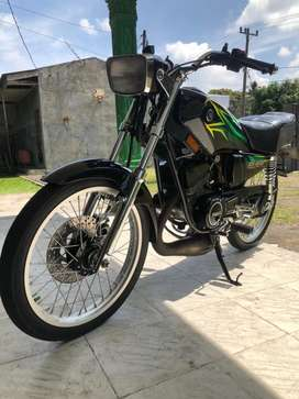 rx king 2006 asli hitam hijau