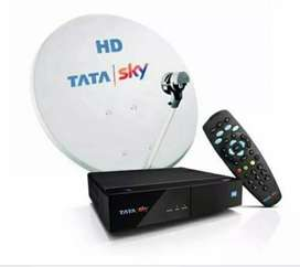 TataSky New Online Connections..