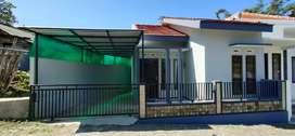 Rumah baru siap ditempati bangunan modern bagus dan nyaman