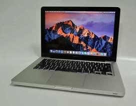 Laptop Macbook Pro Late 2011 - core i5 - 4GB - 500 GB - 13,3 - Bekas