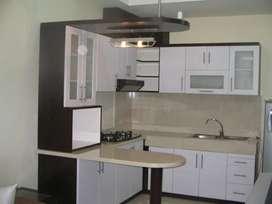 Menerima pesanan kitchen set aluminium berbagai macam model