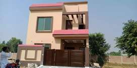 5 Marla house for sale on installment in New Lahore City