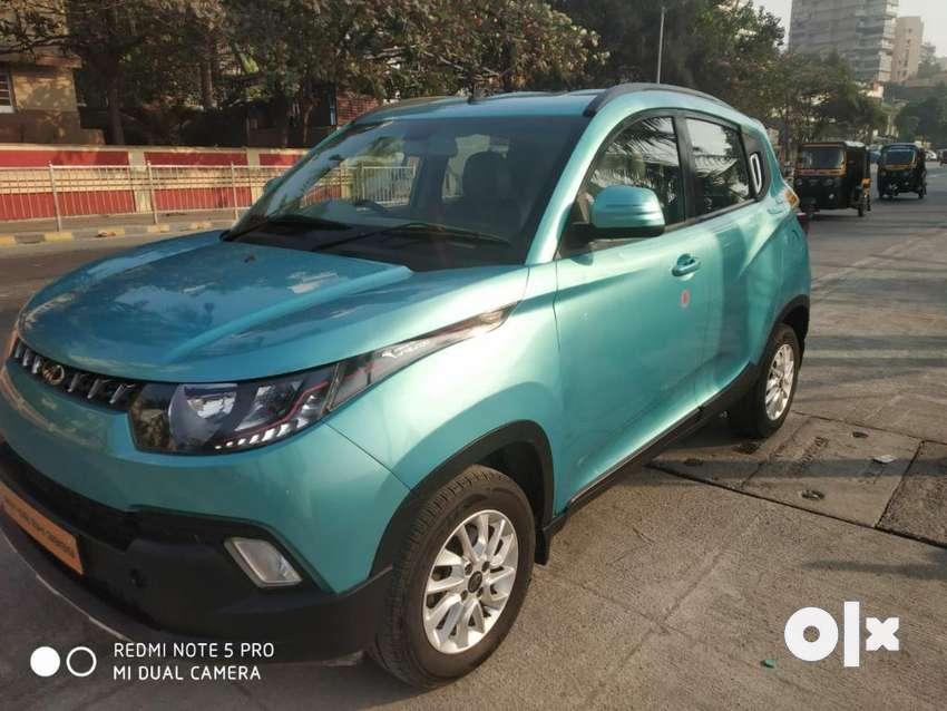 Mahindra KUV 100, 2017, Diesel