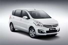 Ertiga 7seter car  superb service all our place