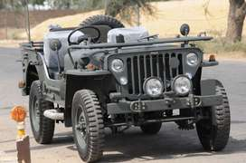 Original look willys jeeps