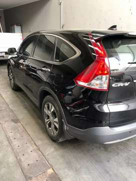 Honda Crv 2.4 matic th 2013 w.hitam