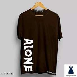 Stylish Trendy Cotton Men's T-Shirt