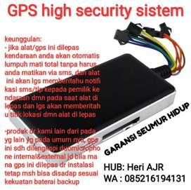 GPS pelacakan mobil & motor