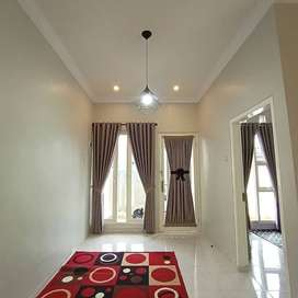 Gorden Wallpaper Custom Size and Desain Curtain Hordeng Tirai VitraseG