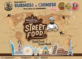 Madras Street food Franchise start your own busniess