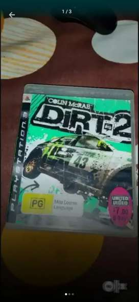 Dirt 2 for ps3