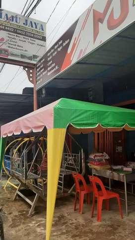 Tenda cafe baru harga murah!!!