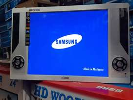 """Samsung 19"""" Slim LCD TV Box Pack Brand New Delivery Available"""