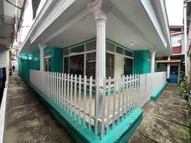 Rumah Tengah Kota akses Jalan Aceh Perintis Kemerdekaan Kebon Sirih