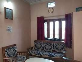 3bhk fully furnished flat in house in doranda near a g office