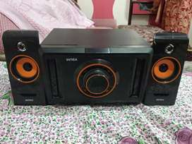 Intex Home theatre is available for sell
