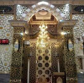 Kaligrafi Masjid dan Musholla