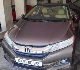 Honda City VX MT with Sunroof Single Owner