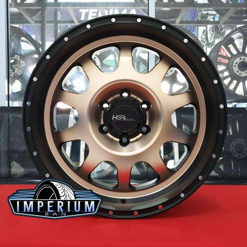 Velg Mobil Pajero Fortuner BT50 Ranger Triton Ring 20 0