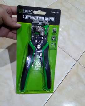 TEKIRO tang kupas kabel otomatis automatic wire stripper ORIGINAL