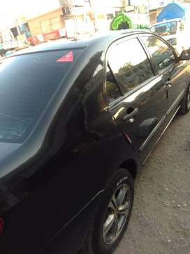 XLI 2007 with good condition